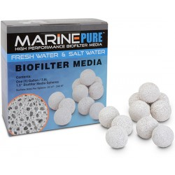 Marine Pure Spheres