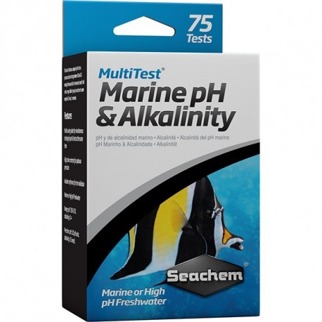 Multi Test Marine PH & Alkalinit