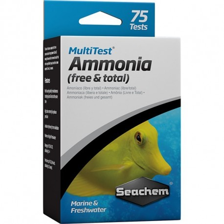Multi Test Free & Amonia Total