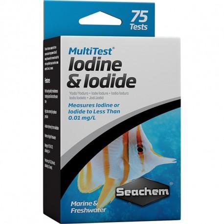 Multi Test Iodine & Iodide