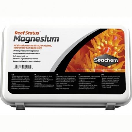Reef Status Magnesium
