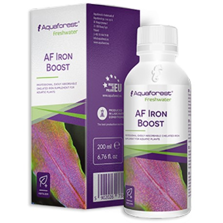 Aquaforest Iron Boost