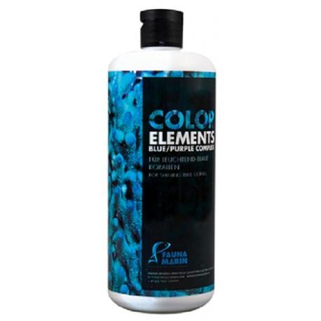 Fauna Marin Color Elements blue/purple 250 ml