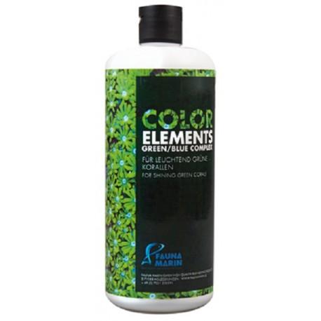Fauna Marin Color Elements green/blue 250 ml