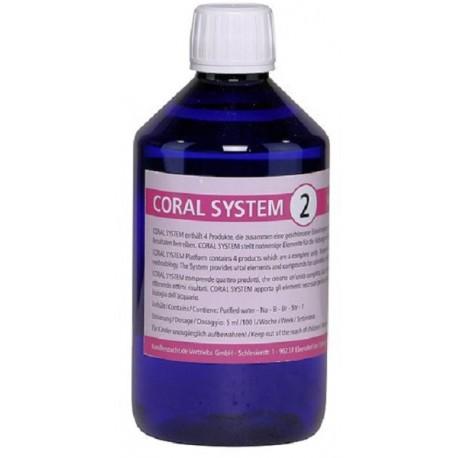 Korallen Zuch Coral System 2 500 ml