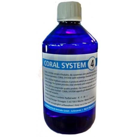 Korallen Zuch Coral System 4 500 ml